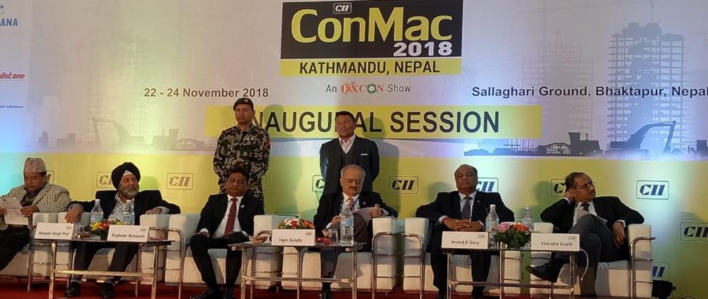 ConMac 2018 - Nepal